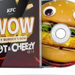 Ensemble & UM launch mobile campaign to promote hot & cheezy burger