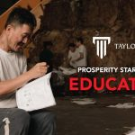 Prosperity starts with education, Taylor's University emphasises this for CNY