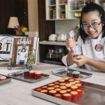 RHB pays tribute to 9 year old baker who bakes cupcakes to help sister in CNY video
