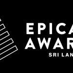 Festival of creativity, 'Epica Awards Sri Lanka' debuts 5th-6th March 2020.