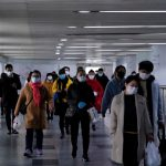China slowly gets back to work as coronavirus toll hits daily record
