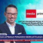 Iskandar Mizal appointed new Media Prima Group MD