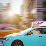 Uber's new digital OOH unit brings location-targeted ads to car-top screens