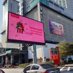 Celebrating heroes, DOOH partners put up thank you messages