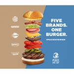 Cannes Creative Showcase: Burger King proposes mash-up burger for UN Peace Day