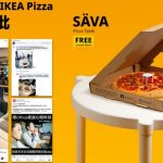 Pizza Hut and Ikea collaborate on pizza and flatpack products