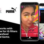 PUMA India launches Instagram AR & Newsfeed SmartApp game