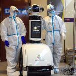 Robot designed in China could help save lives