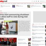 Media in the time of MCO: Malay Mail grew most in readership among major English news sites