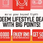 Redeem lifestyle deals with BIG Points on the all-new BIG Loyalty app