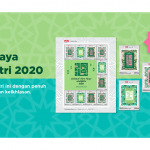 Pos Malaysia launches a 1,000 piece limited edition Hari Raya stamp collection