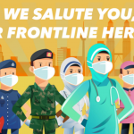 RM1million pledged for frontliners  campaign featuring multiple brands