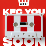 KFC launches 'KFC you soon' playlist to serenade customers as dine-in reopens