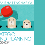 Who should attend Sutapa's workshop on Strategic Brand Planning?