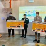 Celebrating Heroes Campaign raises RM 105,000 for MERCY Malaysia and IMARET