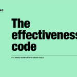 Creative Effectiveness toolkit by WARC and Cannes Lion available for all creative marketers
