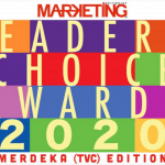 Readers' Choice Awards Merdeka TVC 2020 edition boosted to national level with Astro