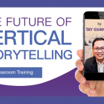 Sign up now to learn vertical storytelling magic virtually