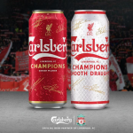 Limited edition LFC Carlsberg packaging will be on Malaysian shelves this August