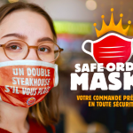 Burger King's new masks allows you to order without speaking