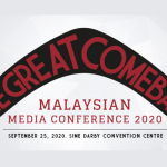 Join The Great Comeback at the 14th Malaysian Media Conference