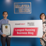 Blog on Raw Points enters Book of Records