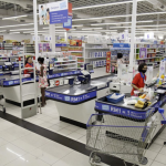 Worst quarterly performance in Malaysian retail industry