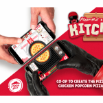 Pizza Hut and KFC's partnership celebrated with a mobile game