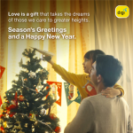 Digi reminds Malaysians about unconditional love and blessings