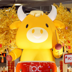 IPC Shopping Centre launches CNY campaign with ox-mented reality twist