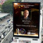Ben's marketing successes are proudly driven by digital
