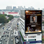 Ray is shining in Bangsar and the Federal Highway