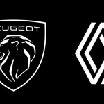 Why Peugeot and Renault changed their logos