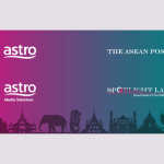 Astro media solutions and the ASEAN post enter collaboration