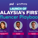 PHD Malaysia & Nuffnang released the country's first influencer playbook, here are 5 key takeaways