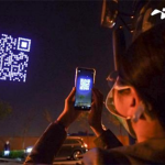 QR Code in the sky: : 1,500 drones used to celebrate game anniversary in China (VIDEO)