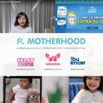 Motherhood.com.my braves 2021 with more advertisers on board