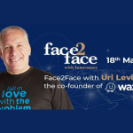 Fall in love with the problem, not the solution says Waze co-founder, Uri Levine