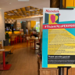 Nando's SG says 'Thank You PERi-PERi Much' with a heartfelt letter as dining in restrictions are lifted