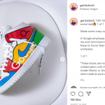 Nike takes former employee to court