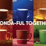 """In a world divided by colour, Wonda Coffee says, """"Nah, we'd rather celebrate all colours."""""""