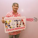 Astro celebrates 25 years with National Day campaign featuring the best of Malaysian entertainment on special channel
