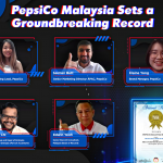 Pepsi recognised by Malaysia book of records for Malaysia's first AR concert