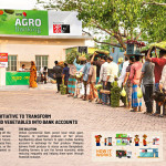 Project AgroBanking - The world's first initiative to turn fresh fruits and vegetables into bank accounts