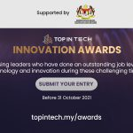 Top In Tech Innovation Awards to recognise outstanding leaders